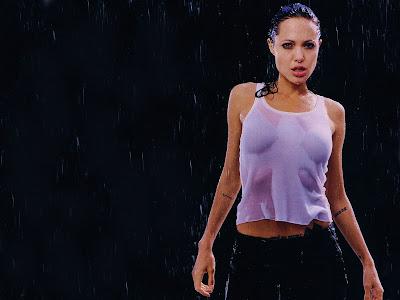 angelina jolie wallpaper bikini. Angelina Jolie sexy and ikini