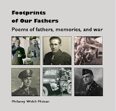Footprints of Our Fathers: Poems of fathers, memories, and war
