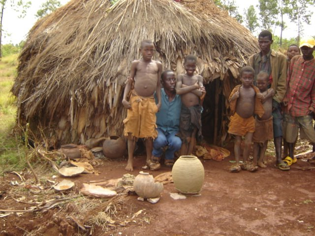 youth batwa