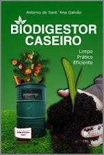 Biodigestor caseiro: limpo, prático, eficiente