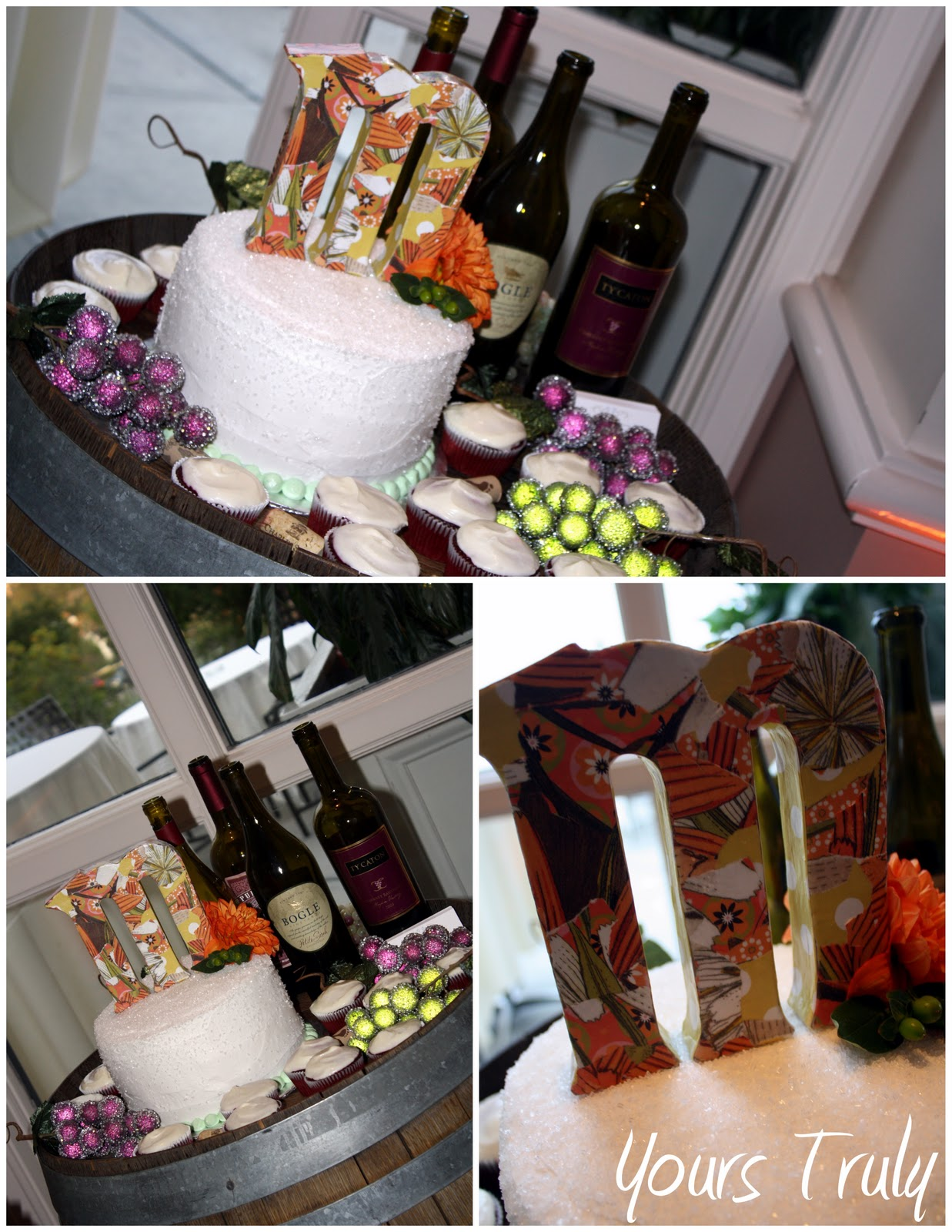 Yours Truly Wedding And Event Design Mittskus Wine