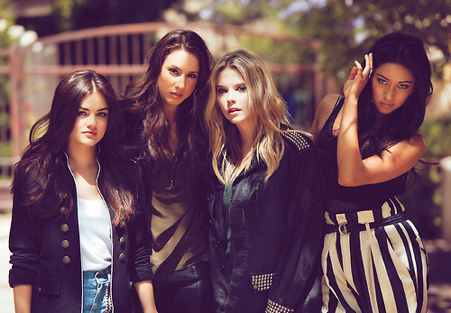 Dreaming Of Fashion Pretty Little Liars