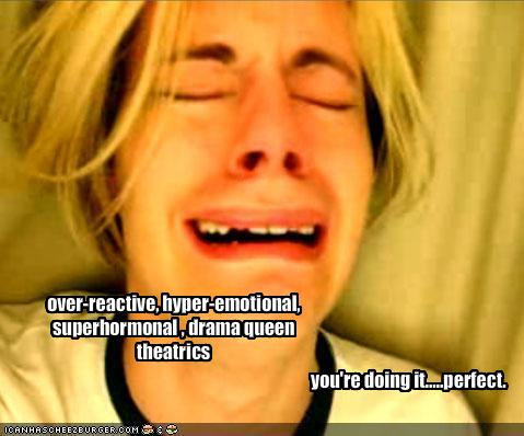 Image result for previous post drama queen