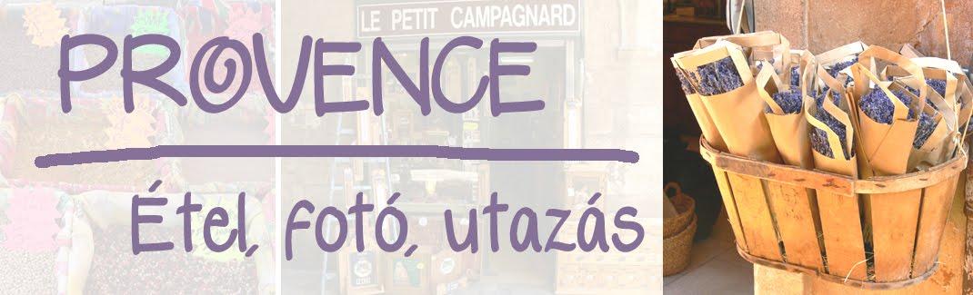 Provence - Étel, fotó, utazás
