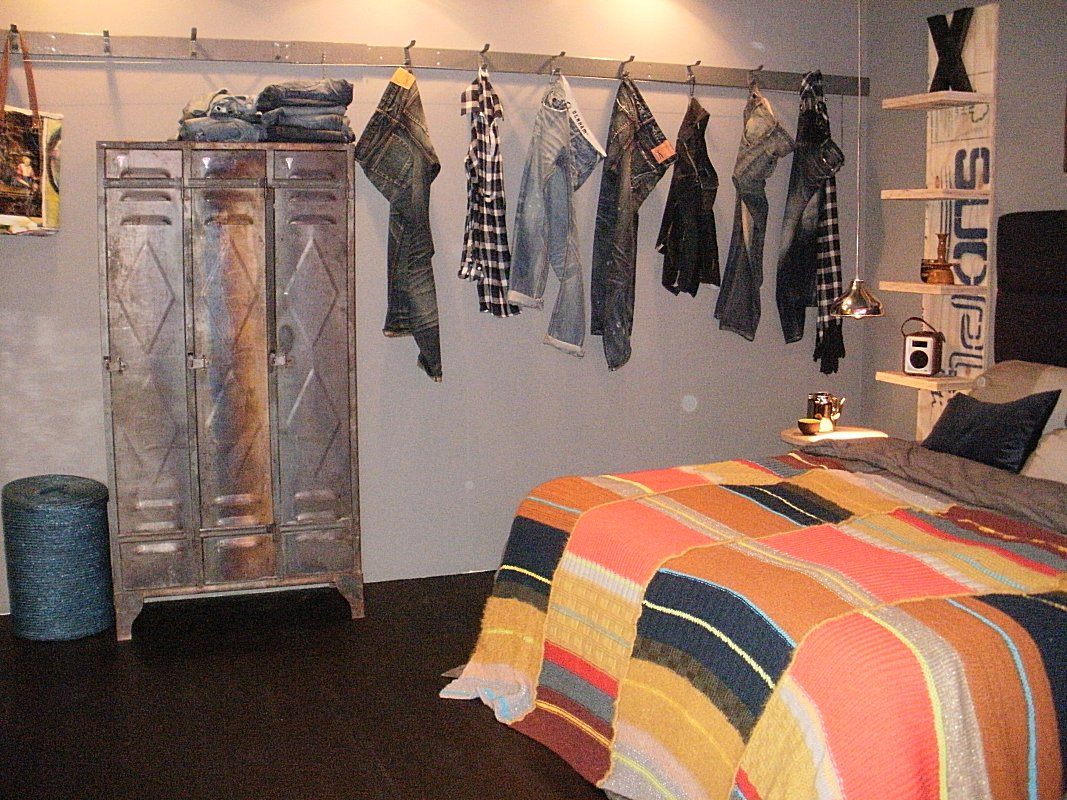 A Locker In The Bedroom