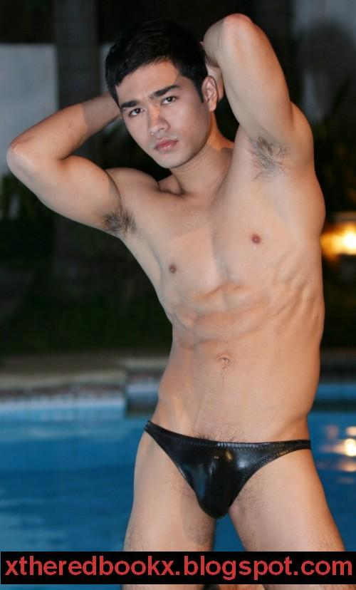 Possibly the next it boy to come out of bikini contest, Gino Quintana is our ...