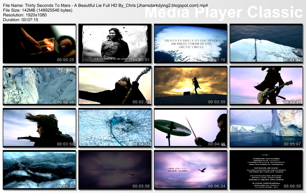 Iedge of the earth includes: behind-the-scenes footage interviews with the band  production crew a beautiful lie