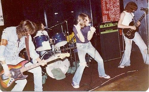 Sturgeons Punk Rock Virgins
