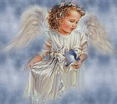 Stella santi angeli custodi for Quadri con angeli
