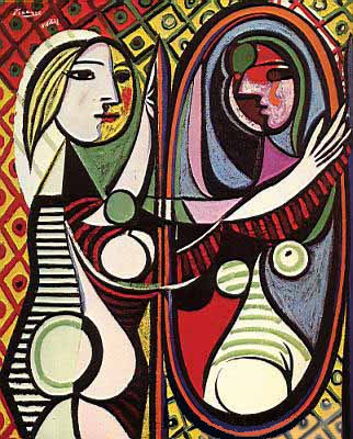 Pablo Picasso. Dos mujeres.