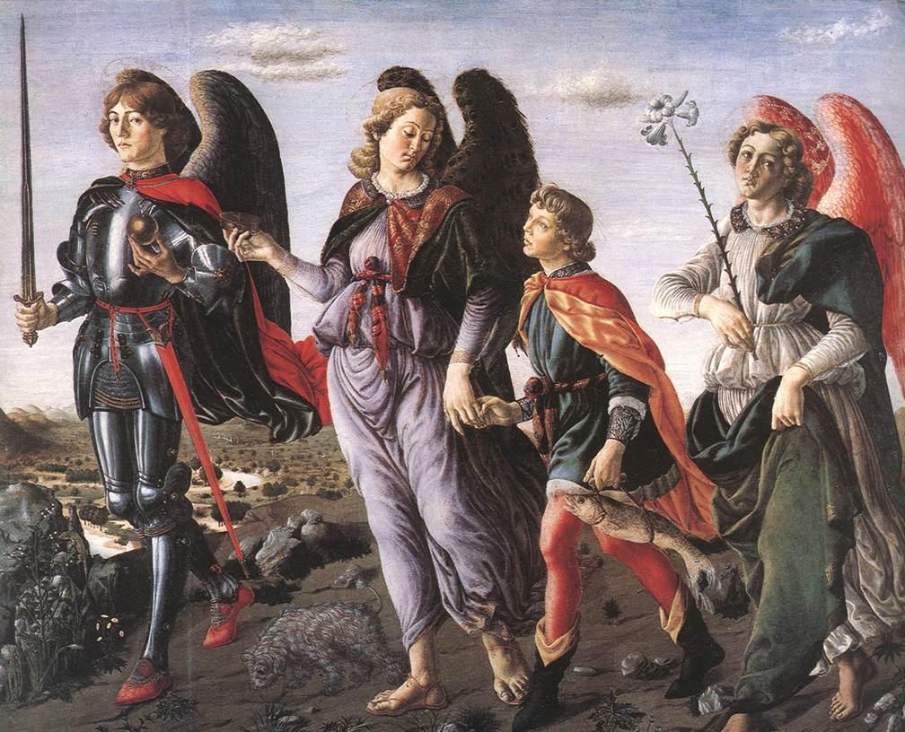 29 de septiembre fiesta de san miguel san rafael y san gabriel ...