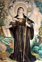 Sainte Gertrude