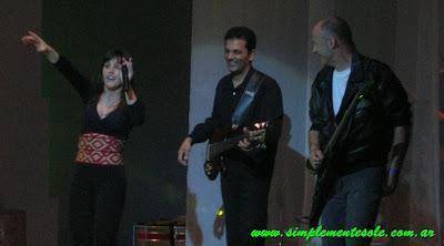 La Sole, Pablo Santos y JAF - Teatro Gran Rex 08/12/2006