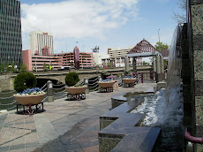 Fountain on RiverWalk
