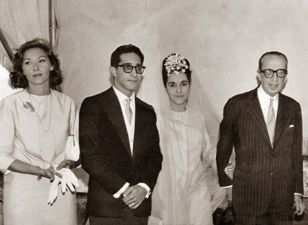 Clarice Lispector e Manuel Bandeira, padrinhos de casamento