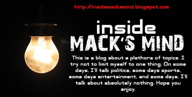 Mack's Minute