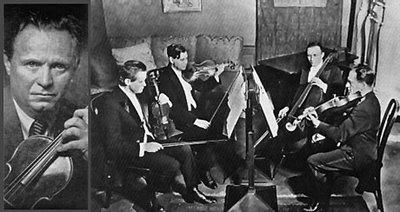 Kolisch Quartet - Mozart - String Quartets - Kolisch Quartet