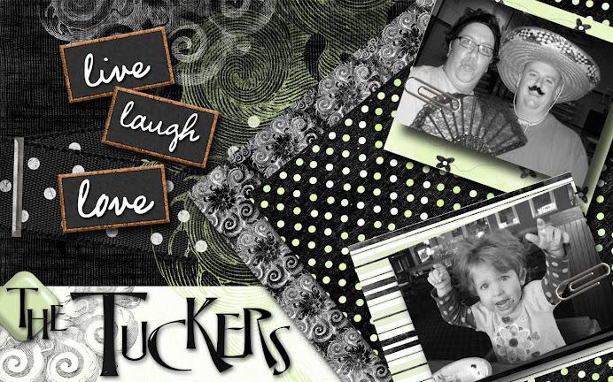 The Tucker Family - Jimmy, Ashley and Jolea
