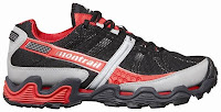 Montrail Wildowod TR mens red