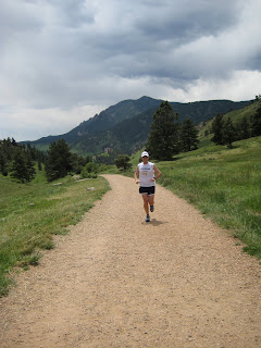 trail Boulder Colorado