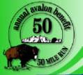 Run with the Buffalos 50 mile