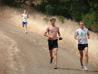 Shiloh Mielke Tom Haxton Jason Reed Mount Diablo 50k