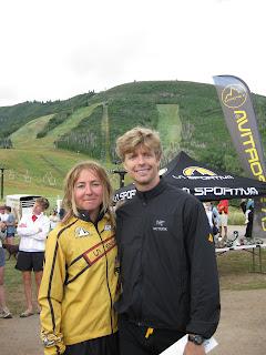 La Sportiva Mountain Cup Megan Kimmel Shiloh Mielke