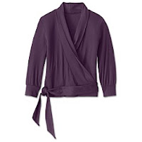 Athleta Wrap Cardigan
