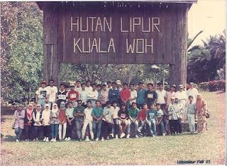 memori Kuala Woh Feb 1991