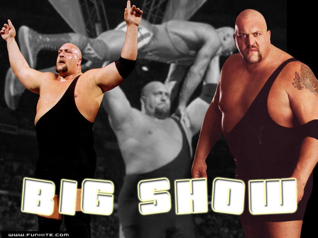Big show atau nama sebenarnya paul wright di iktiraf sebagai the largerst atlete in the world memulakan karier utama di wcw dengan menggunakan nama the