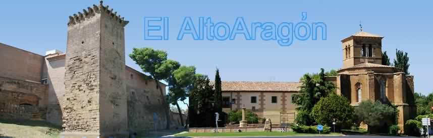 El AltoAragón. Huesca. Spain.