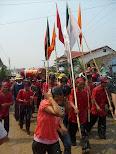 Keng Tong's water festival