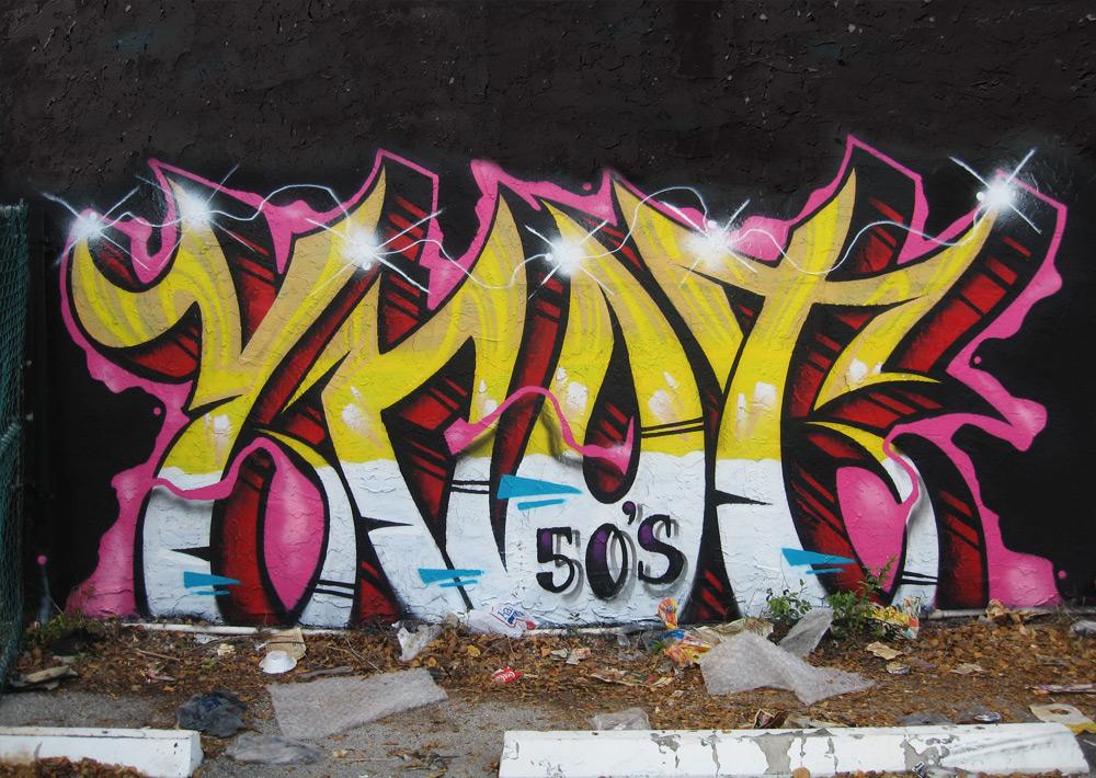 LA VS MIA: October 2010