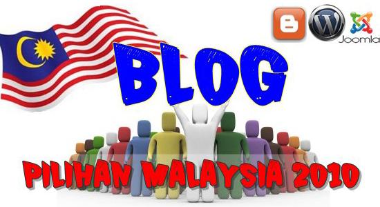 Blog Pilihan Malaysia 2010