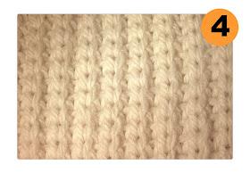 Knit Into Stitch 1 Row Below : TECHknitting: Knitting into the stitch below