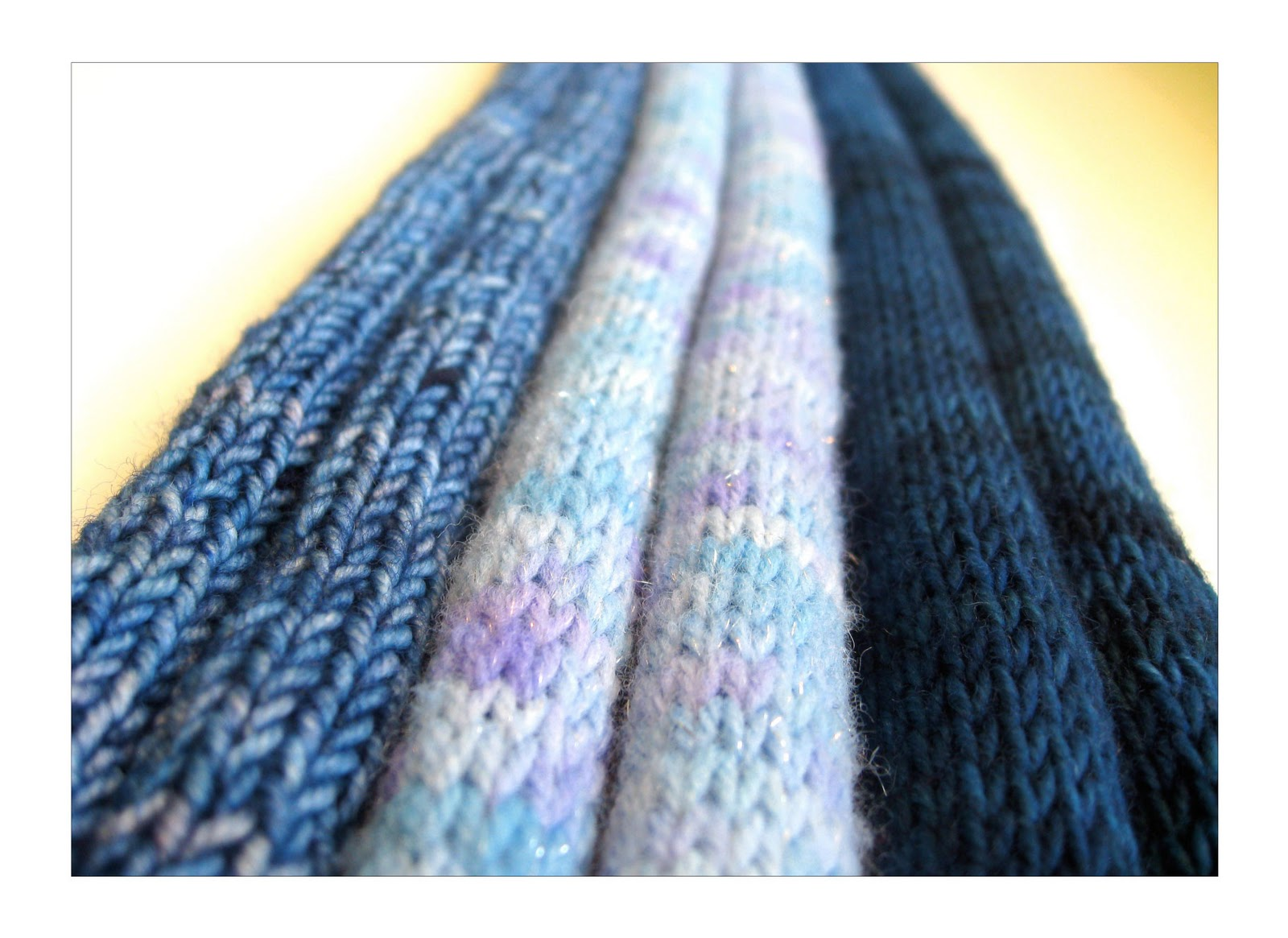 TECHknitting: Curling scarf rescue mission--part one: the problem ...