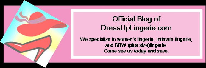Official Blog of DressUpLingerie.com
