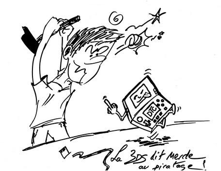 3DS piratage