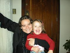 Marília e Giovana...