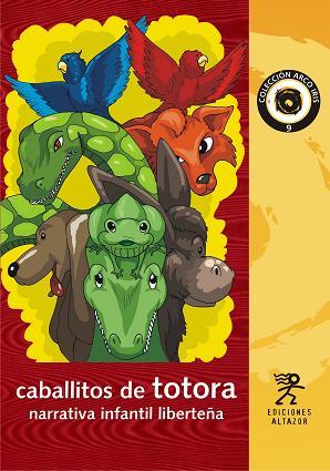 CABALLITOS DE TOTORA