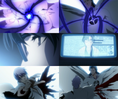 New Anime Capture: Bleach - Episode 308