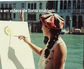 Itália e Sonia Vrubleski.