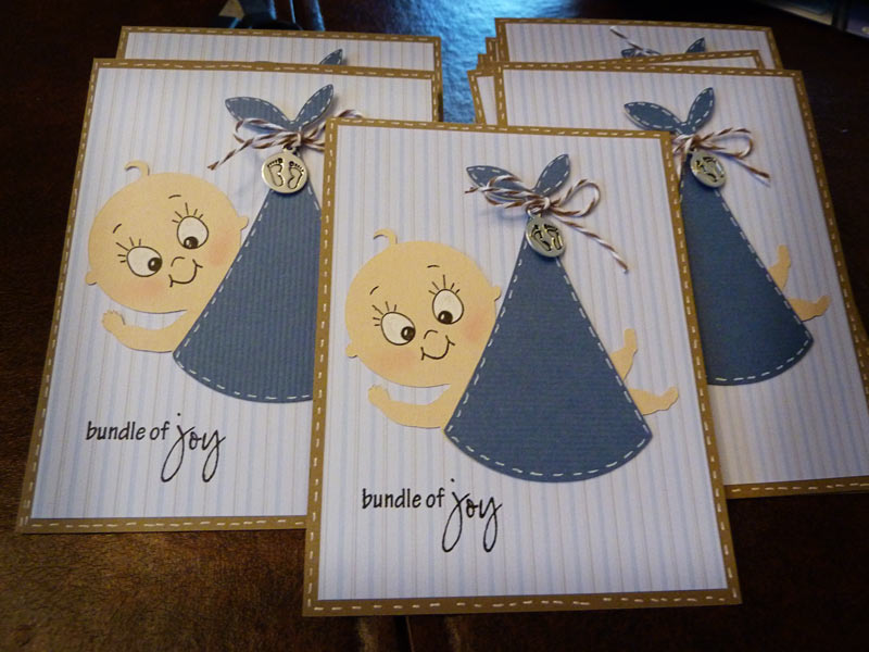 baby shower invites 30 of them new arrival cartridge 29 0222