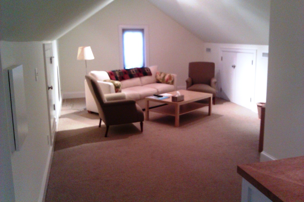 Charlotte home remodeling company for Attic remodel