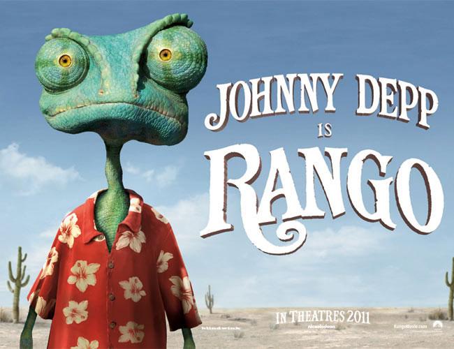 Rango : Teaser Trailer