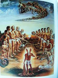 La vida y el Eterno retorno. Todo se desarrolla en ciclos, lo que te ocurrio volverá a ocurrir.