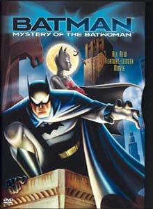 Batman : le mystère de Batwoman affiche