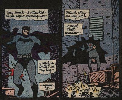 Batman year one adapt en dessin anim comic screen l - Telecharger batman begins ...