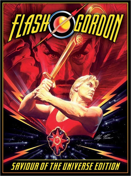 Flash Gordon affiche