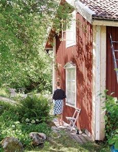 La petite maison rouge